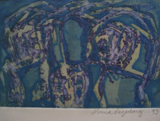 Färgen i Bohusbergen 2